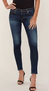 "Ag Adriano Goldschmied Jeans - Adrianna Goldschmidt ""the Legging"" Super Skinny"